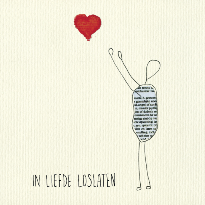 Fabulous Liefde en loslaten (een gedicht) - Fris op de Fiets &RB54